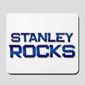 stanley rocks Mousepad