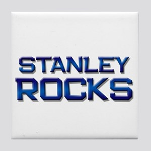 stanley rocks Tile Coaster