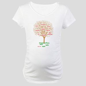 Fruit of the SPIRIT - Maternity T-Shirt