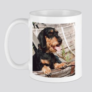 Wire Haired Afternoon Mug