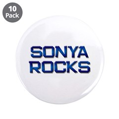 sonya rocks 3.5