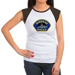 Burbank Police Women's Cap Sleeve T-Shirt