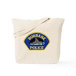 Burbank Police Tote Bag