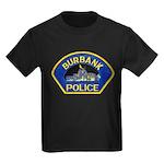 Burbank Police Kids Dark T-Shirt