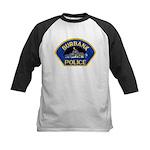 Burbank Police Kids Baseball Jersey