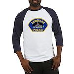 Burbank Police Baseball Jersey