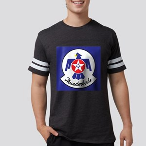 U.Sr Force Thunderbirds Mens Football Shirt