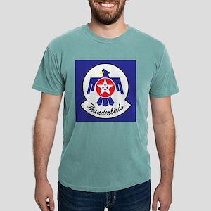 U.Sr Force Thunderbirds Mens Comfort Colors® Shirt