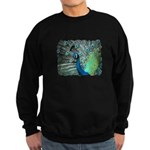 peacock Sweatshirt (dark)