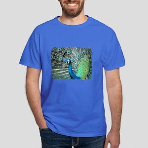 peacock Dark T-Shirt