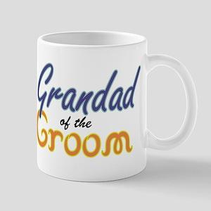Grandad of the Groom Mug