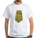 Fort Worth Police White T-Shirt