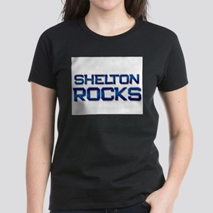 shelton rocks Women's Dark T-Shirt