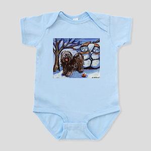 TIBETAN TERRIER 4 seasons Infant Creeper