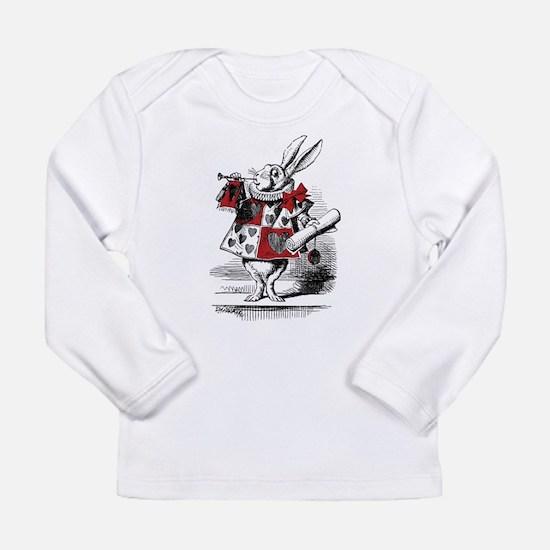 The White Rabbit Long Sleeve T-Shirt
