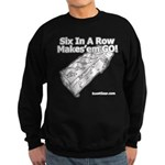 Six In A Row - Makes'em GO! - Sweatshirt (dark)