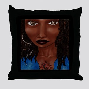 Sol for the Soul Color Throw Pillow