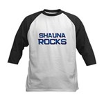 shauna rocks Kids Baseball Jersey
