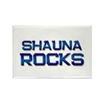 shauna rocks Rectangle Magnet (10 pack)
