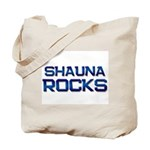 shauna rocks Tote Bag