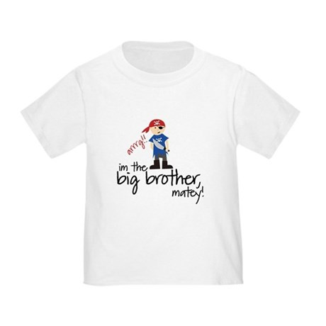 100/% Cotton Cute Toddler T-Shirt Snoopy Pirate CafePress