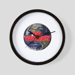 No Vacancy - Wall Clock