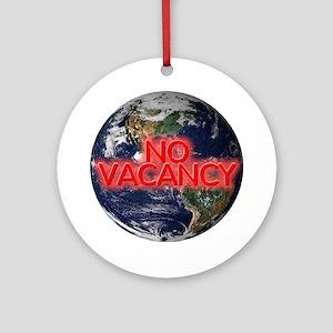 No Vacancy - Ornament (Round)