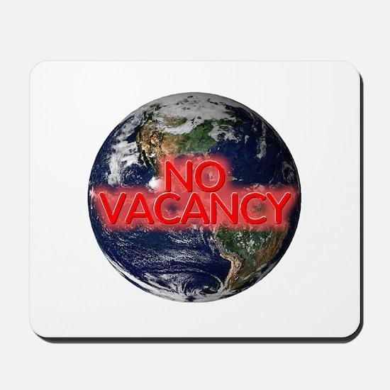 No Vacancy - Mousepad