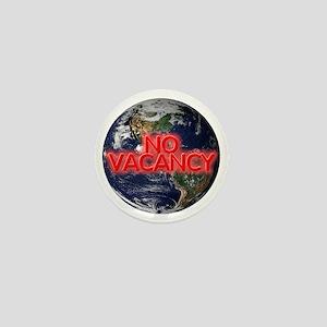 No Vacancy - Mini Button