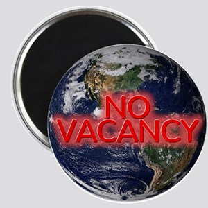 No Vacancy - Magnet