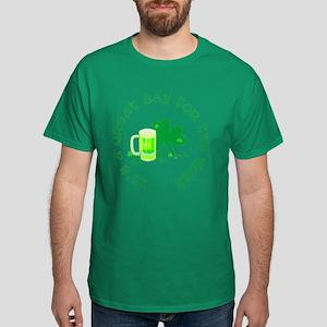 Great Day For The Irish Dark T-Shirt