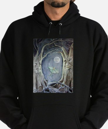Cool Black night Hoodie (dark)