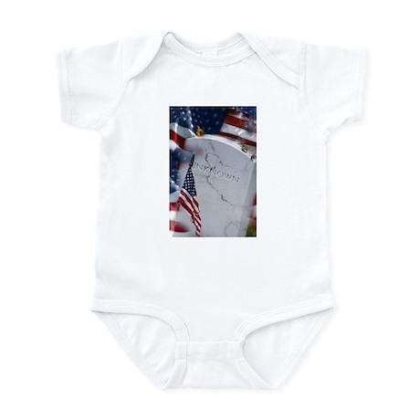 The Unkown Soldier Infant Bodysuit