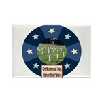 Memorial Day Rectangle Magnet (10 pack)