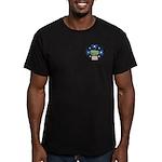 Memorial Day Men's Fitted T-Shirt (dark)