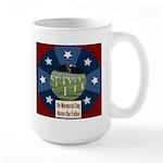 Memorial Day Large Mug