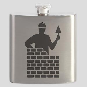 Brick layer Flask