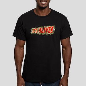 It's Alive! Men's Fitted T-Shirt (dark)