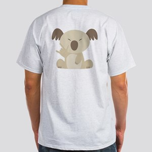 I Love You Koala Light T-Shirt
