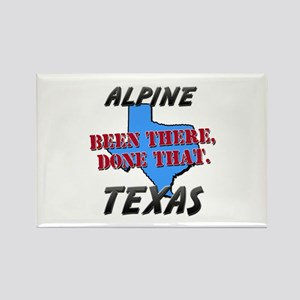 alpine texas - been there, done that Rectangle Mag