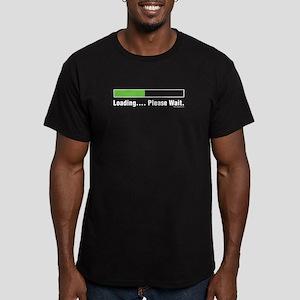 Loading Men's Fitted T-Shirt (dark)