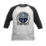 USS McMORRIS Kids Baseball Jersey