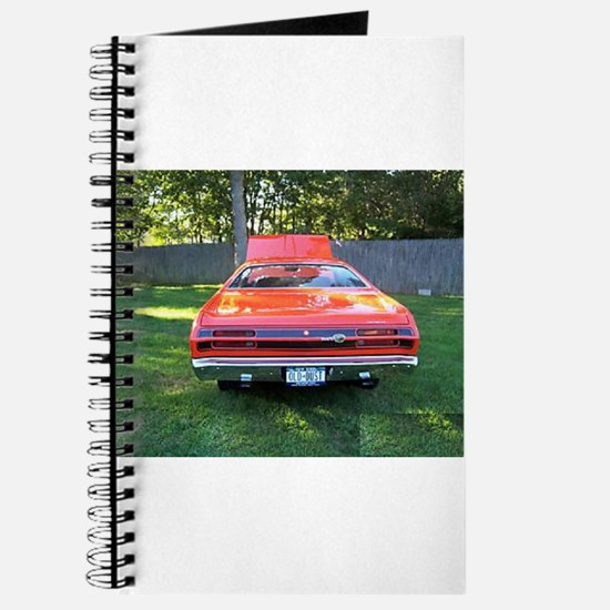 Plymoutn Duster Journal