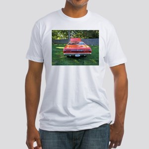 Plymoutn Duster Fitted T-Shirt