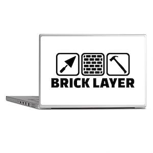 Brick layer Laptop Skins