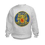 USS McNAIR Kids Sweatshirt
