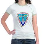 USS LOFBERG Jr. Ringer T-Shirt