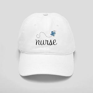 Nurse Gift Butterfly Cap