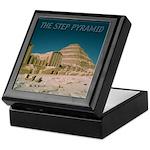 Step Pyramid Keepsake Box