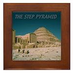 Step Pyramid Framed Tile